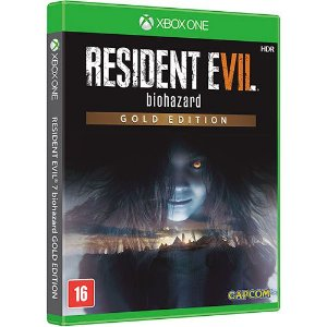 RESIDENT EVIL BIOHAZARD GOLD EDITION