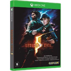 Resident Evil 5 - Xbox One (SEMI NOVO)