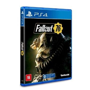 Fallout 76 - PS4 Midia Física