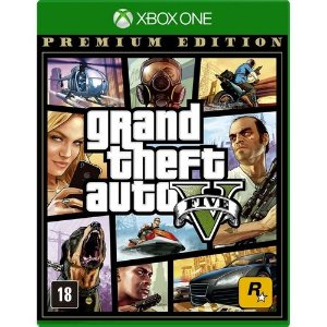 Grand Theft Auto V Premium Online Edition - Xbox One
