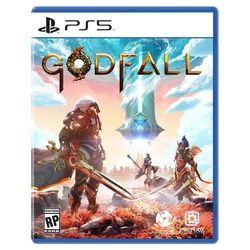 Godfall - versão inglês / espanhol - PS5