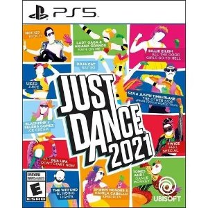 Just Dance 2021 - Legendado em português - PS5