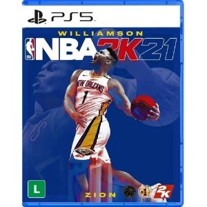 Game Nba 2k21 - PS5