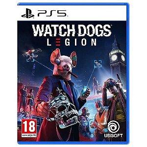 Watch Dogs Legion Edição BR PS5
