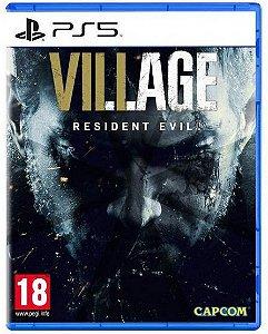 Resident Evil 8 Village PS5 - Pré-Venda Maio de 2021