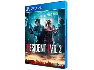 Resident Evil 2 Br - PS4