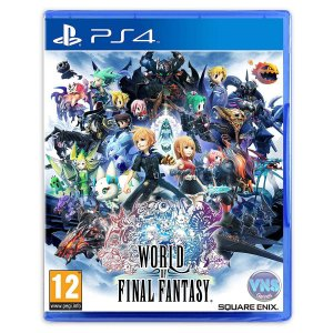 World of Final Fantasy - PS4 Marca: Square Enix