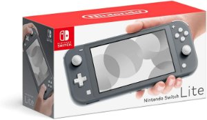 Nintendo Switch Lite - Grey