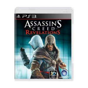 ssassin's Creed Revelations - PS3 (SEMI NOVO)