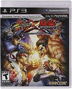 Street Fighter X Tekken  (SEMI NOVO)