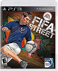 Jogo Fifa Street 4 - Ps3 (SEMI NOVO)