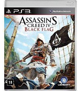 Assassin's Creed Iv: Black Flag - Ps3 (SEMI NOVO)