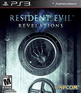 Resident Evil: Revelations PS3 (SEMI NOVO)