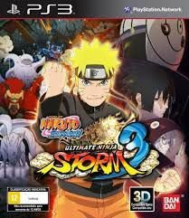 Naruto Shippuden: Ultimate Ninja Storm 3 Full Burst - PS3 (SEMI NOVO)