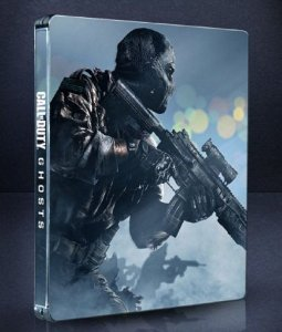 Jogo Call of Duty: Ghosts (SteelCase) - Xbox 360