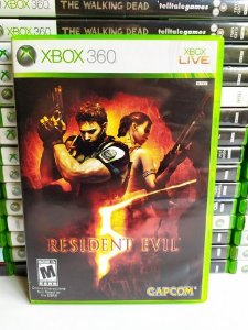 Resident Evil 5 (LACRADO)