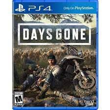 DAYS GONE - PS4 (semi novo)