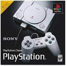 Console Playstation 1 PS1 Classic