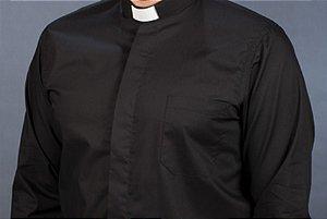 Camisa Clerical Italiana