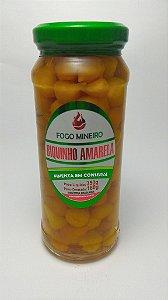 Pimenta Biquinho Amarela Conserva 350 Grs.