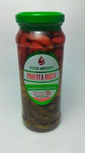 Pimenta Mista em Conserva 350 Grs.