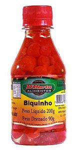 Pimenta Biquinho em conserva 200 gramas