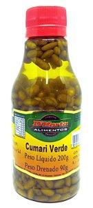 Pimenta Cumari Verde em conserva 200 gramas
