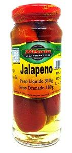 Pimenta Jalapeno em conserva 310 gramas