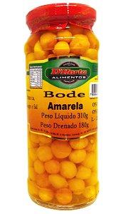 Pimenta Bode Amarela em conserva 310 gramas