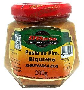 Pasta de Pimenta Biquinho defumada 200 gramas