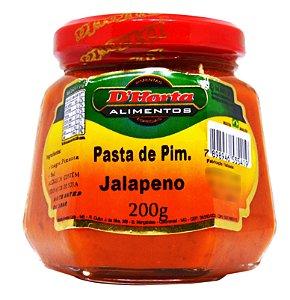 Pasta de Pimenta Jalapeno 200 gramas