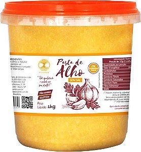 Pasta de Alho sem sal 1 Kilo