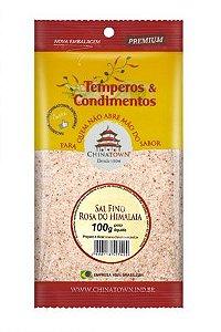 Sal Fino Rosa do Himalaia 100 gramas