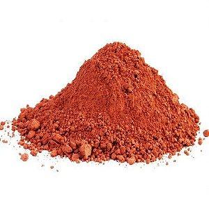 Argila Vermelha 500 gramas
