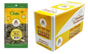 Ban-Chá 20 gramas - 8 unidades na caixa display