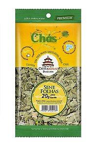 Sene Folhas 20 gramas - Laxante Natural