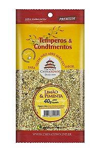 Limão & Pimenta 40 gramas