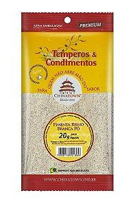 Pimenta Reino Branca Pó 30 gramas