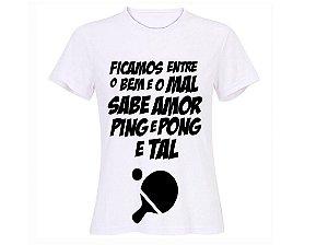 "Camiseta ""Bem e Mal"""