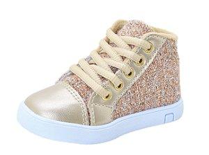 Tênis Sneaker Bambili Têxtil/Sintético