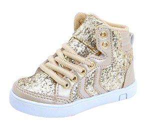 Tênis Sneaker Bambili Glitter