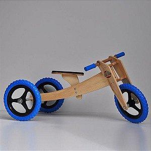 Wood Bike 3 em 1