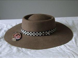 Chapéu de lã 57 Magenda