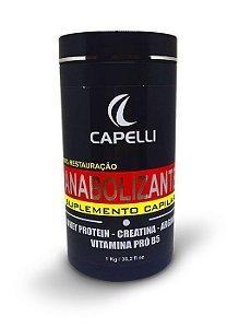 Anabolizante Capelli 1kg