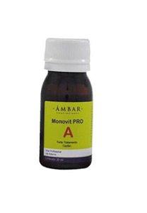 Tônico ampola Monovit Pro A - 30ml