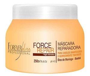 Máscara Force Repair Forever Liss 300gr