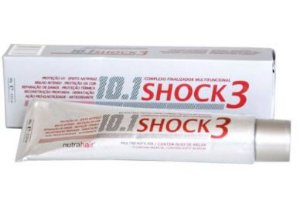 Pomada Finalizador Shock 3 Nutrahair- 60g