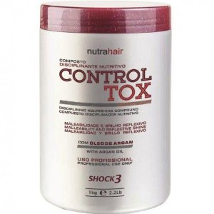Composto Control tox 1kg Nutrahair