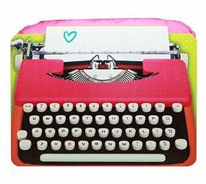 Bandeja máquina de escrever