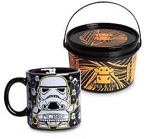 Caneca na lata coffee trooper